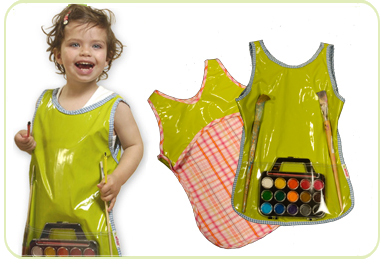 Kids Activity Apron