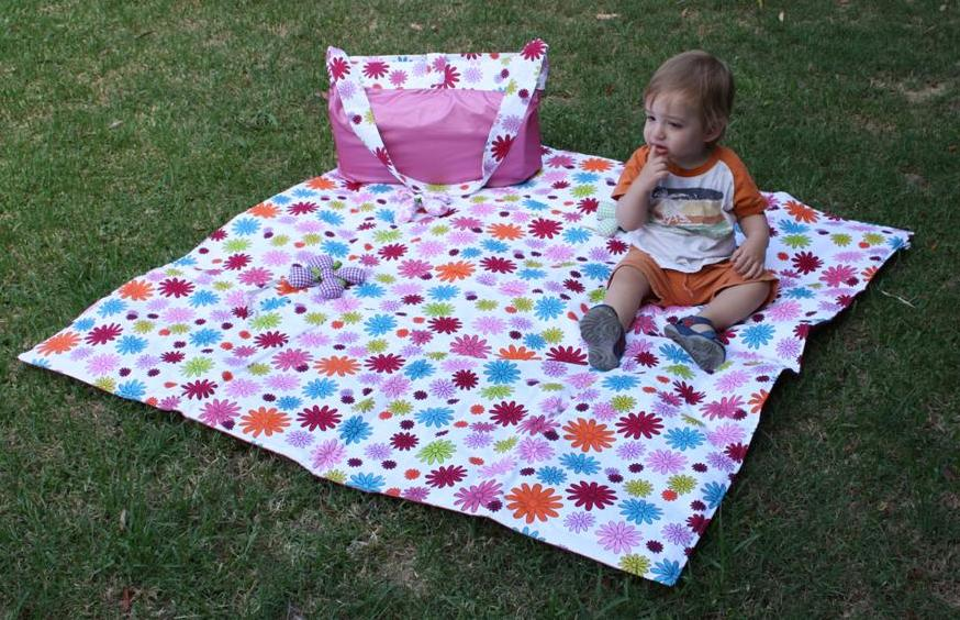 Large Picnic Rugs Home Decor